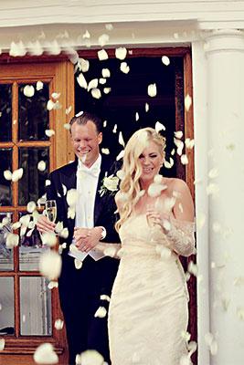 Bröllopsfotografering - Fotograf CarolineLJacobsen